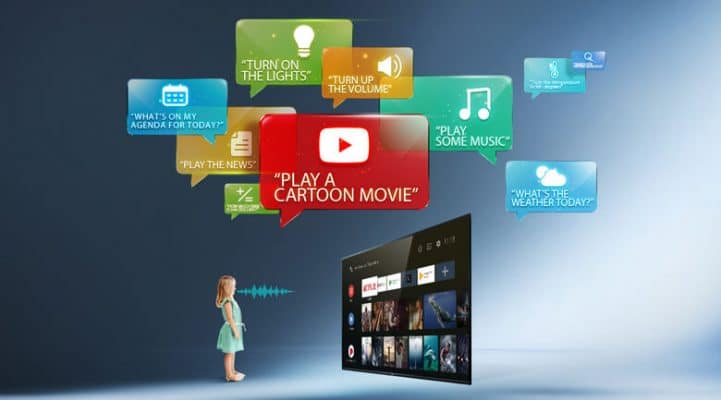 Android Tivi TCL 50 inch 50P715 10