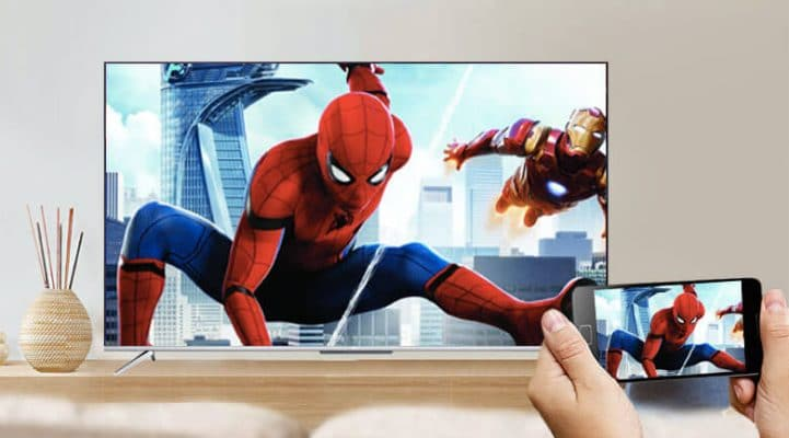 Android Tivi TCL 50 inch 50P715 11