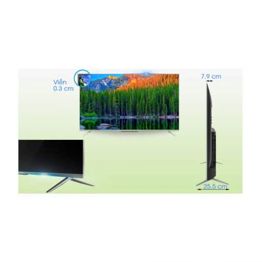 Android Tivi TCL 50 inch 50P715 ava 8