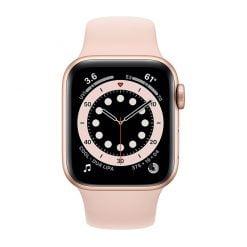 Apple Watch S6 LTE 40mm viền nhôm dây cao su ava 2