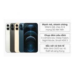 Điện thoại iPhone 12 Pro Max 512GB ava 2