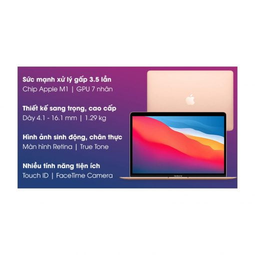 Laptop Apple MacBook Air M1 2020 ava 5
