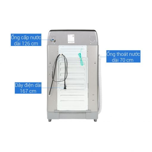 máy giặt Aqua 10 Kg AQW FR100ET S ava 9