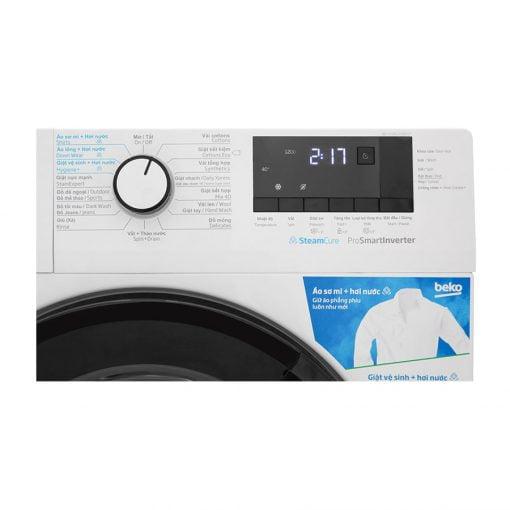 máy giặt Beko Inverter 10 kg WCV10612XB0ST ava 4