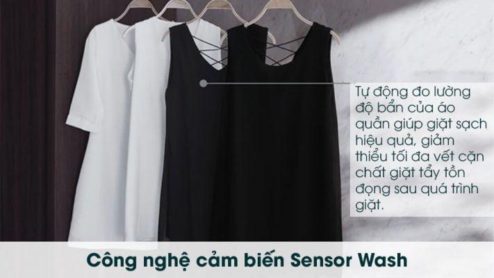 Máy giặt Electrolux EWF1141SESA 10