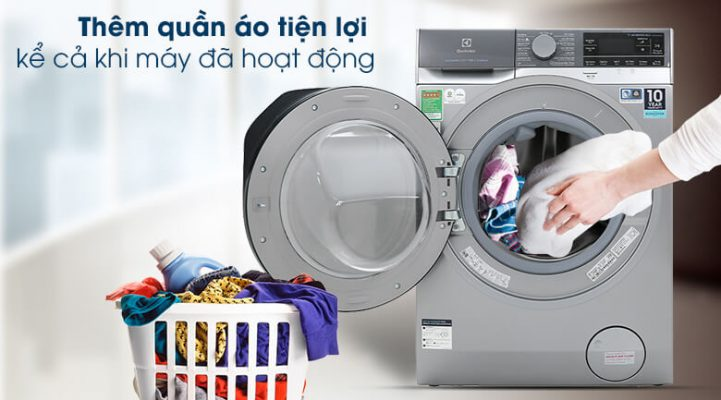 Máy giặt Electrolux EWF1141SESA 11