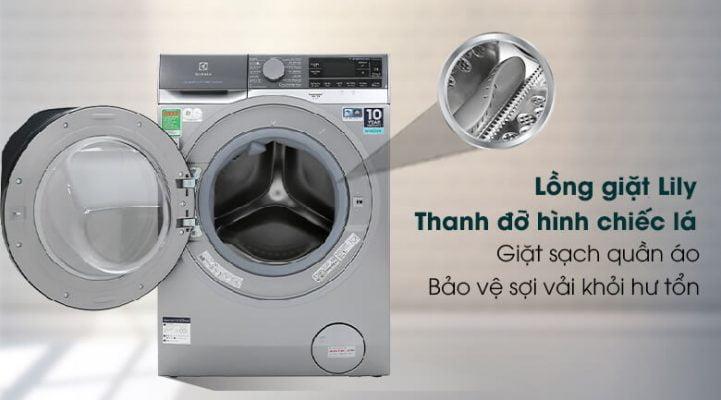 Máy giặt Electrolux EWF1141SESA 12
