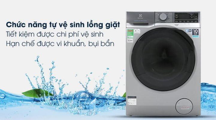 Máy giặt Electrolux EWF1141SESA 13