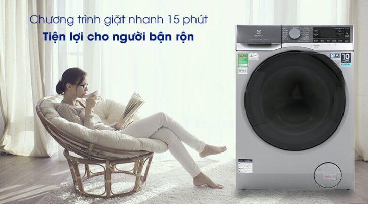 Máy giặt Electrolux EWF1141SESA 15