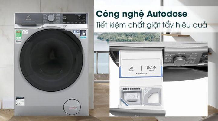 Máy giặt Electrolux EWF1141SESA 4