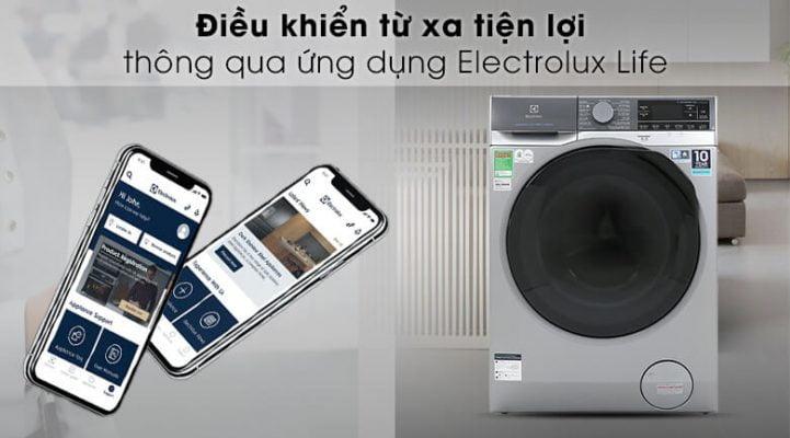 Máy giặt Electrolux EWF1141SESA 8