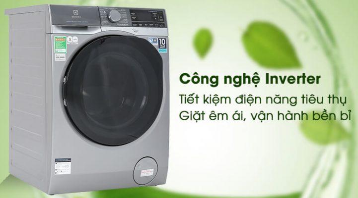 Máy giặt Electrolux EWF1141SESA 9