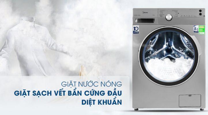 Máy giặt Midea Inverter 8.5 Kg MFK85 1401SK 5