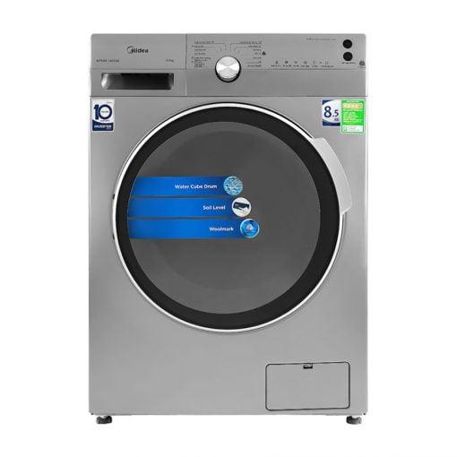 Máy giặt Midea Inverter 8.5 Kg MFK85 1401SK ava 1