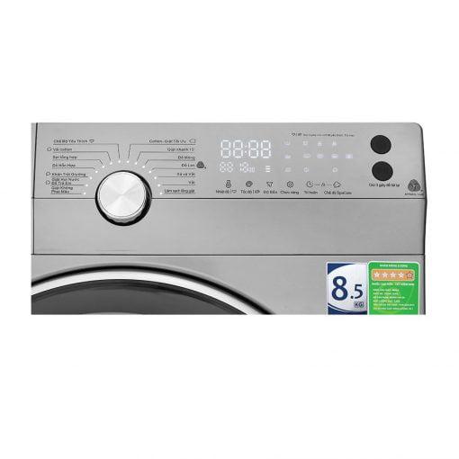 Máy giặt Midea Inverter 8.5 Kg MFK85 1401SK ava 5