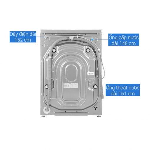 Máy giặt Midea Inverter 8.5 Kg MFK85 1401SK ava 8