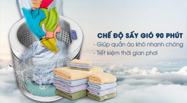 Máy giặt Panasonic Inverter 9.5 Kg NA FD95V1BRV 10