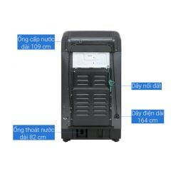 Máy giặt Panasonic Inverter 9.5 Kg NA FD95V1BRV ava 9