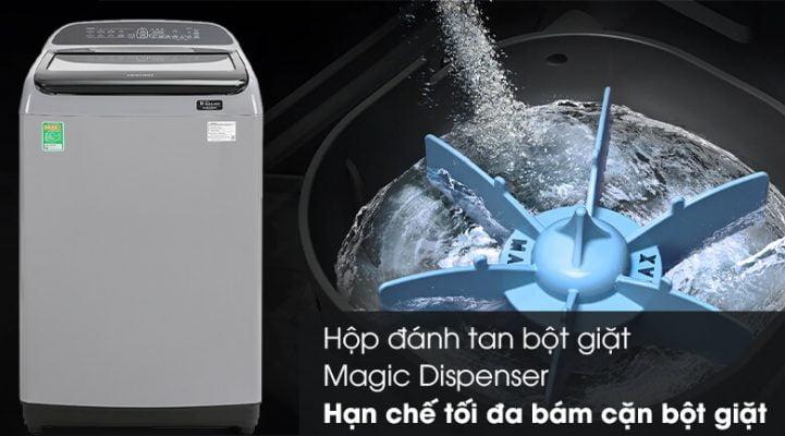 Máy giặt cửa trên Samsung WA10T5260BY SV 3