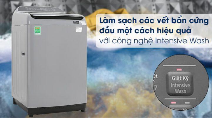 Máy giặt cửa trên Samsung WA10T5260BY SV 5