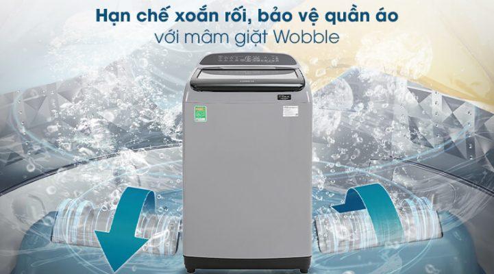 Máy giặt cửa trên Samsung WA10T5260BY SV 6