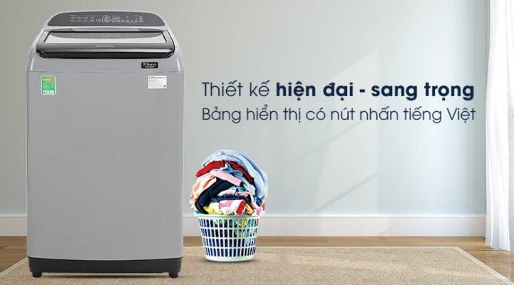 Máy giặt cửa trên Samsung WA10T5260BY SV 7