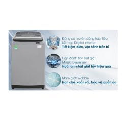 Máy giặt cửa trên Samsung WA10T5260BY SV ava 9