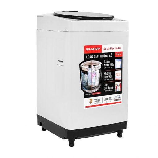 Máy giặt Sharp ES W82GV H ava 3