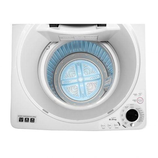 Máy giặt Sharp ES W82GV H ava 5
