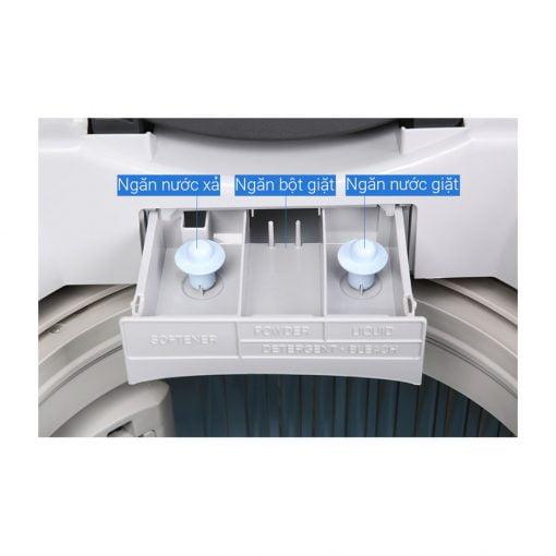 Máy giặt Sharp ES W82GV H ava 6