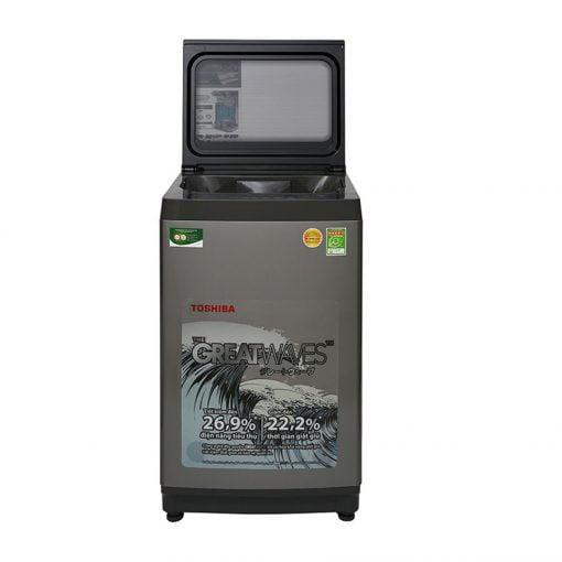 máy giặt Toshiba 9 kg AW K1005FV ava 2