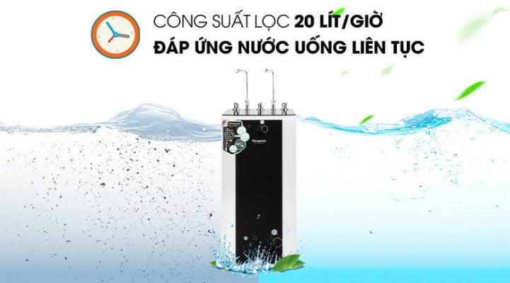 Máy lọc nước RO Kangaroo KG10A4 VTU 10 lõi 4