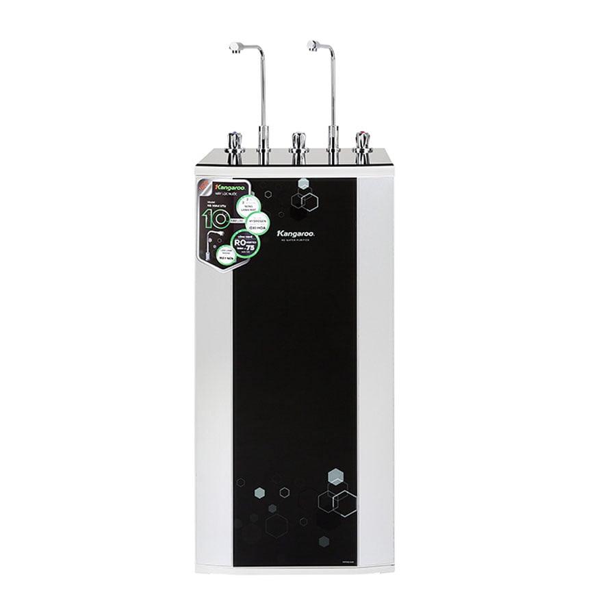 Máy lọc nước R.O nóng lạnh Hydrogen Kangaroo KG10A4VTU 10 lõi
