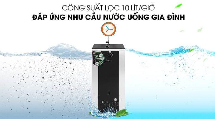 Máy lọc nước R.O Kangaroo KG88AVTU 7 lõi 4