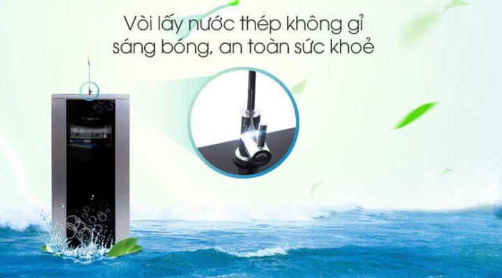 Máy lọc nước R.O Kangaroo KG88AVTU 7 lõi 6