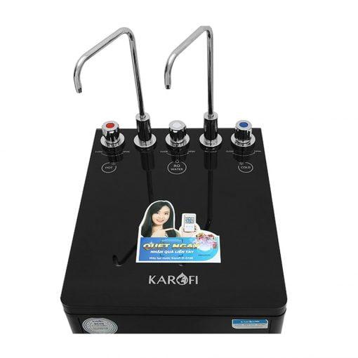 Máy lọc nước RO nóng nguội lạnh Karofi Optimus Duo O-D138 7 lõi ava 5