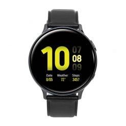 Samsung Galaxy Watch Active 2 44mm viền thép dây da ava 1