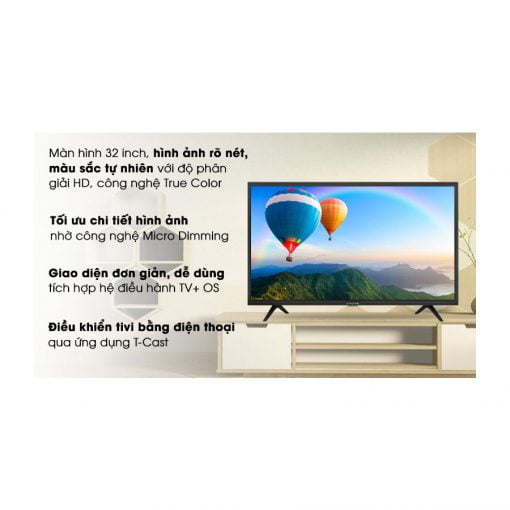 Smart Tivi FFalcon 32 inch 32SF1 ava 8