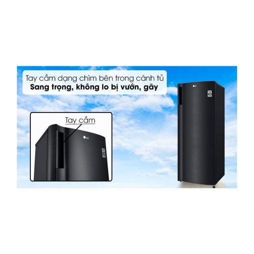 Tủ đông LG 165 lít GN-F304WB ava 8