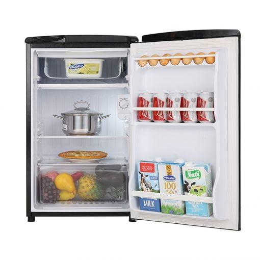 Tủ lạnh Aqua 90 lít AQR D99FA BS ava 4