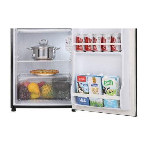 Tủ lạnh Aqua 90 lít AQR D99FA BS ava 5