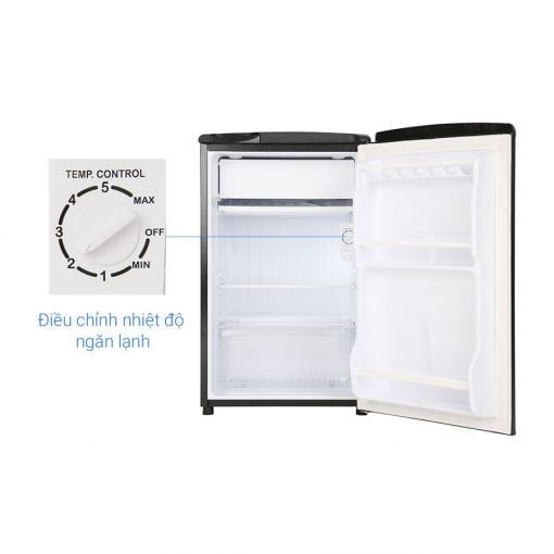 Tủ lạnh Aqua 90 lít AQR D99FA BS ava 8