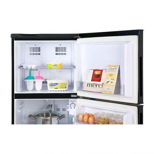Tủ lạnh Aqua Inverter 186 lít AQR T219FA PB ava 5