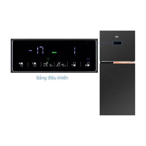 Tủ lạnh Beko Inverter 340 lít RDNT371E50VZK ava 10
