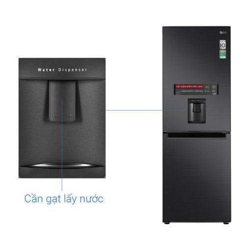 Tủ lạnh LG Inverter 305 lít GR D305MC ava 10