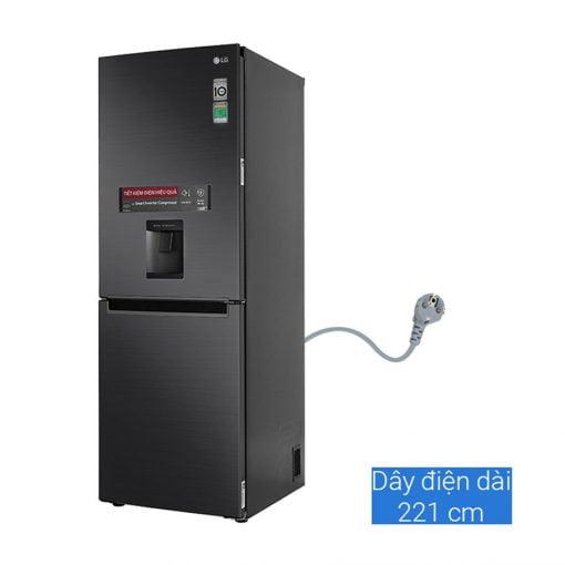 Tủ lạnh LG Inverter 305 lít GR D305MC ava 2