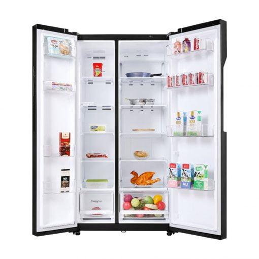 Tủ lạnh LG Inverter 613 lít GR B247WB ava 2