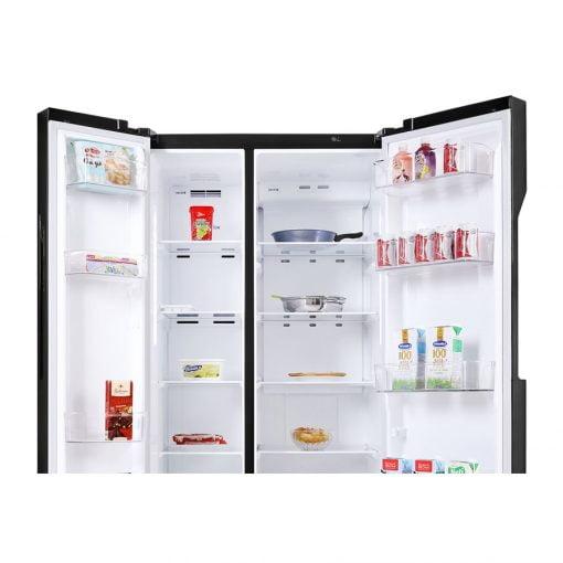 Tủ lạnh LG Inverter 613 lít GR B247WB ava 6