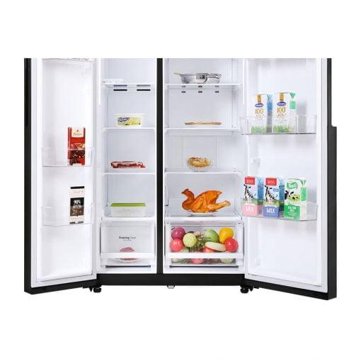Tủ lạnh LG Inverter 613 lít GR B247WB ava 7