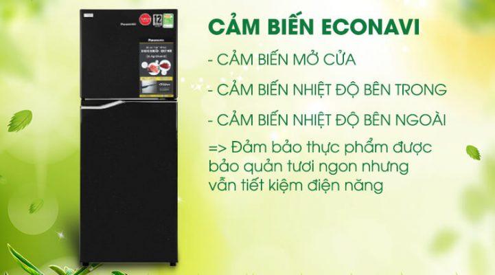 Tủ lạnh Panasonic Inverter 188 lít NR-BA229PKVN 3